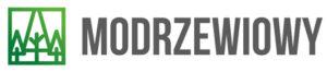 Logo modrzewiowy - drewno deski kozy, bielsko, oświęcim, żywiec, kęty