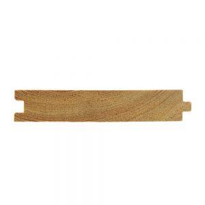 Przekrój deski podłogowej modrzewiowej